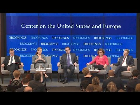 Panel 2: Transatlantic relations and European security: a break with the past?
