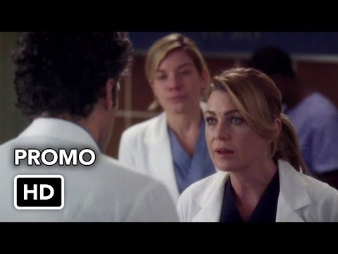 Grey's Anatomy 10.18 Preview