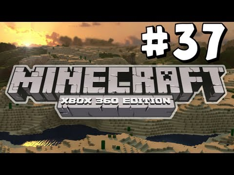 Minecraft: Xbox 360 - Search For The Stronghold! - Part 37
