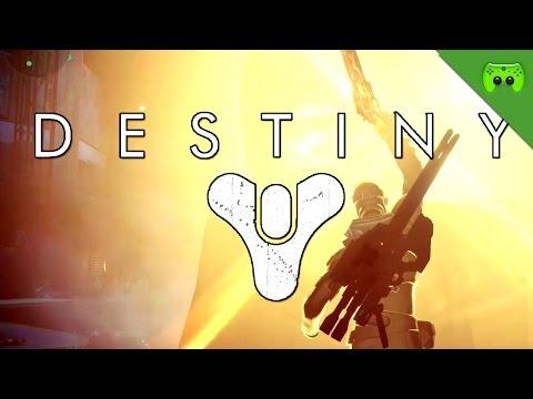 DESTINY BETA # 8 - Zu viele Ziele, zu wenig Zeit «» Let's Play Destiny Beta PS4   Full HD