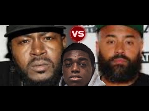 Trick Daddy WARNS Ebro for Disrespecting Kodak Black and Trying to Get Him in Trouble