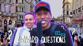 Video Asking Awkward Questions   In SHEPHERDS BUSH With Yung Filly MP3, 3GP, MP4, WEBM, AVI, FLV Oktober 2018