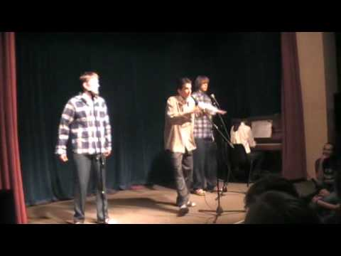 Kabaret Falanga - Piosenka o emocjach