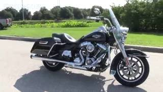 9. 2014 Harley Davidson Road King Motorcycles for sale as seen on E bay