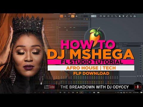 How to Afrohouse like Mshega Lady Zamar Holly Rey (FLP Download) FL Studio Tutorial