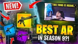 THE *NEW* TACTICAL ASSAULT RIFLE! (Fortnite Battle Royale)