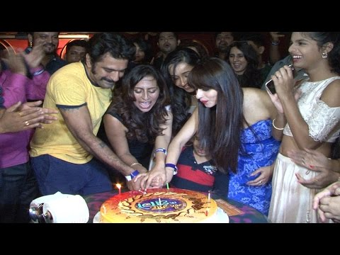 Yeh Moh Moh Ke Dhaagey Launch Party | Ejaz Khan &