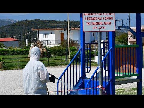 Ελλάδα-COVID-19: Στους 98 οι νεκροί – 33 νέα κρούσματα στη χώρα…