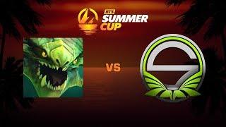 LeftOneTV против Singularity Esports, Вторая карта, BTS Summer Cup