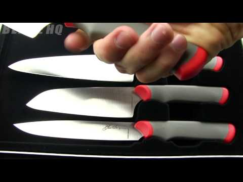 ESEE Knives Becker Signature Cooking Knife Series 1 (4 Knife Set)
