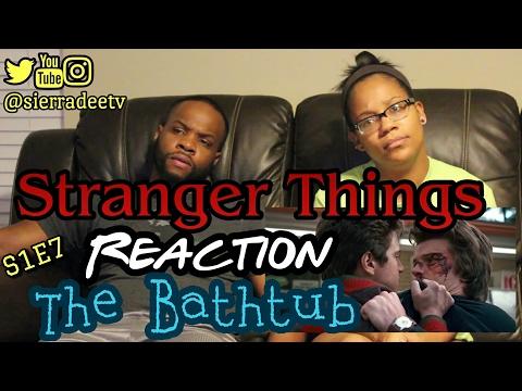 Stranger Things *S1E7* The Bathtub - Reaction
