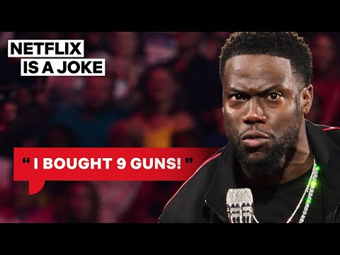 Kevin Hart's House Got Robbed | Netflix Is A Joke