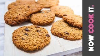 How To Make The Best Oatmeal Raisin Cookies   Now Cook It by SORTEDfood