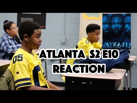 ATLANTA ROBBIN' SEASON, S02E10 REACTION, FUBU