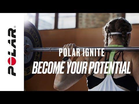 Polar Ignite | Fitness hodinky s GPS a snímačem TF ze zápěstí