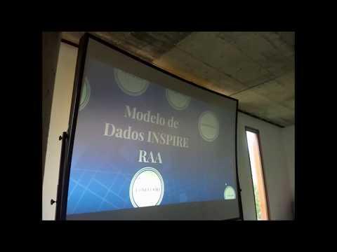 Sessão 1 - Modelo de dados INSPIRE para a RAA