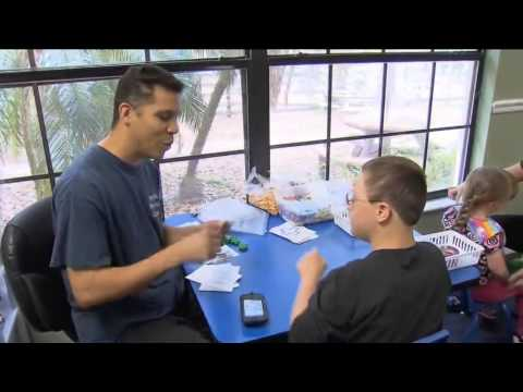 Autism: Positive Mark and Applied Behavior Center