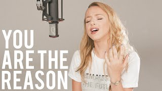 Video Calum Scott - You Are The Reason (Emma Heesters Cover) MP3, 3GP, MP4, WEBM, AVI, FLV Juni 2018
