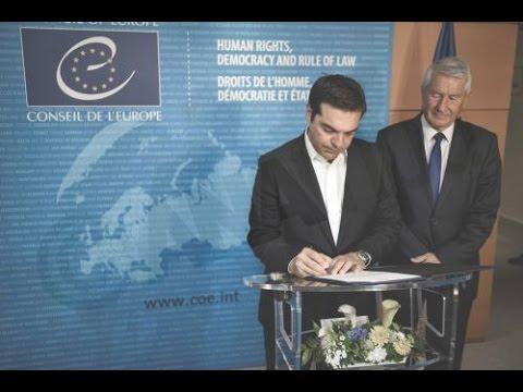 Αλ. Τσίπρας: Οι προκλήσεις να απαντηθούν με καλύτερη Ευρώπη