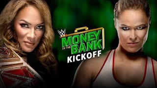 Nonton Wwe Money In The Bank Kickoff  June 17  2018 Film Subtitle Indonesia Streaming Movie Download