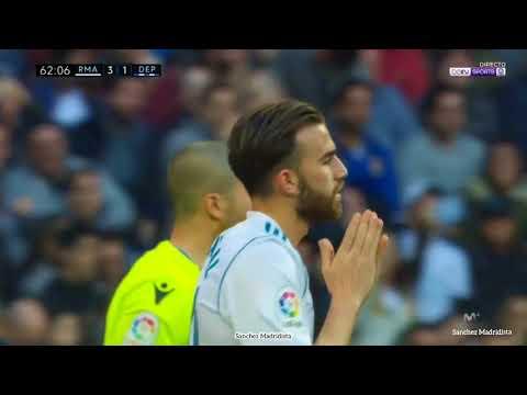 Real Madrid vs Deportivo La Coruna 7-1  Highlights  La Liga  21/01/2018.