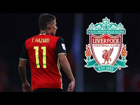 LIVERPOOL WANT THORGAN HAZARD!! | CONFIRMED BY SPORTING DIRECTOR & HE WANTS TO LEAVE | TRANSFER NEWS