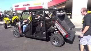 4. New 2014 Polaris Ranger Crew 900 EPS In Chandler AZ  Polaris Dealer RideNow Chandler