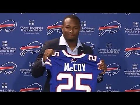 Woman Claims Buffalo Bills' LeSean McCoy May Have Been Behind Violent Attack