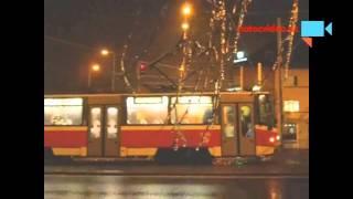 ZAMRZLÉ ČESKO! Tramvaje přimrzají ke kolejím i v Praze