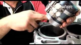 Project STI  - Engine Rebuild 2.5 litre