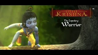 Video Little Krishna - The Legendary Warrior - English MP3, 3GP, MP4, WEBM, AVI, FLV November 2018