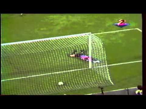 koeman segna nella finale di champions contro la sampadoria