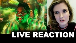 Ghostbusters 2016 Trailer 2 REACTION by Beyond The Trailer