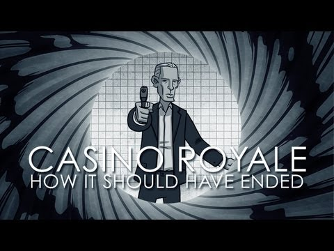 HISHEdotcom - HISHE takes on James Bond in this spin on the classic movie franchise: How Casino Royale Should Have Ended. Kick back with a martini (or beer as the latest B...