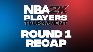 NBA 2K Players Tournament | Round 1 Recap by NBA