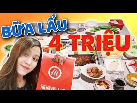 Vlog Quỳnh Chii - Loại lẩu ngon nhất thế giới đã đến Việt Nam ! - Thời lượng: 6 phút và 3 giây.
