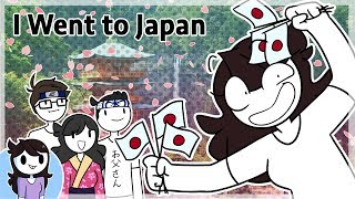 What my trip to Japan was like
