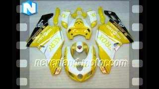 9. Carenage Ducati 749 999 2005 2006 de la Chine