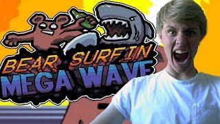 Bear Surfin Mega Wave - SUPER CHARGE!