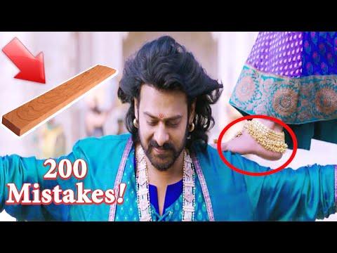 """Huge Mistakes in """"Baahubali 2"""" Full Movie (200 Mistakes Trailer Video) Prabhas, S.S. Rajamouli"""