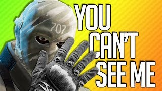 OPERATION YOU CAN'T SEE ME | Rainbow Six Siege