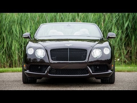 2013 Bentley Continental GTC V8 - WR TV Walkaround