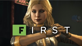 Gameplay Black Canary
