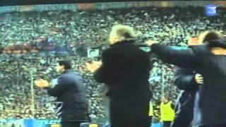 Branko Boskovic trifft gegen Olympique Marseille