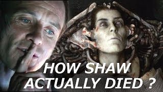Video New Deleted Scene Reveals What David Did To Shaw and Will Do To Daniels MP3, 3GP, MP4, WEBM, AVI, FLV Oktober 2018