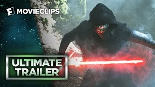 Nonton Star Wars  The Force Awakens Ultimate Force Trailer  2015  Hd Film Subtitle Indonesia Streaming Movie Download