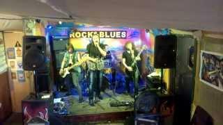 Концерт группы Бетельгейзе в Челябинском клубе Rock'n'Blues