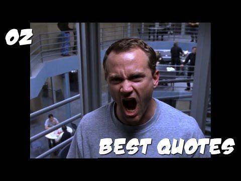 Oz - Best quotes, seasons 1-3