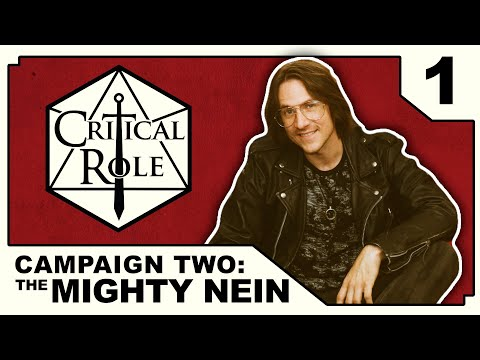 Curious Beginnings | Critical Role: THE MIGHTY NEIN | Episode 1