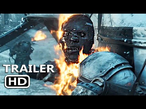 RAISED BY WOLVES Official Trailer 2 (2020) Ridley Scott HBO Movie